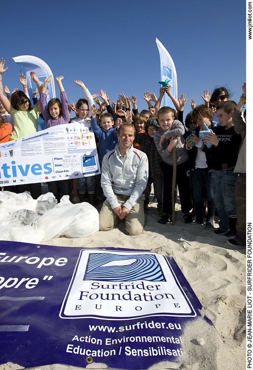 Nicolas Lunven, ambassadeur Surfrider Foundation Europe - media1
