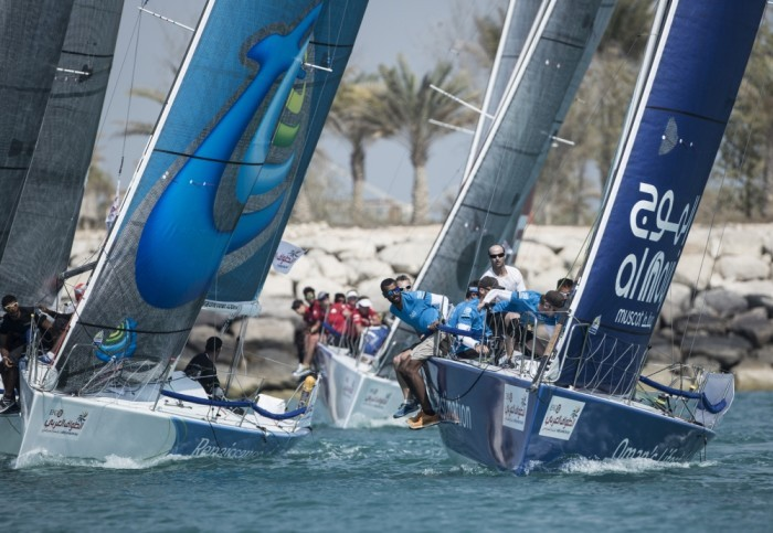 Sailing Arabia The Tour 2016 - media1